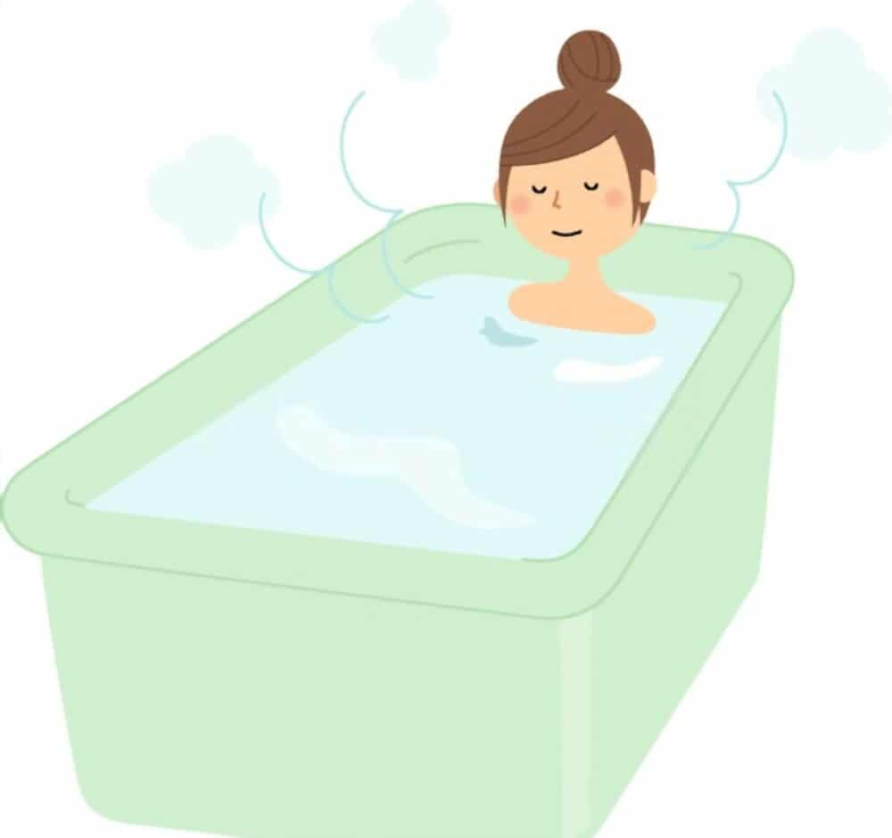 DO NOT BATHE WITH HOT WATER Benefits of a Daily Cold Water Bath BATHE WITH COLD WATER